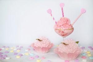Gelatiera: gelato alla fragola