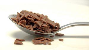 scaglie di cioccolato